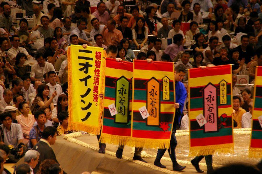 大相撲の人気力士は給料や懸賞金は?横綱や大関など関取になると高収入?